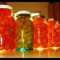Маринованные томаты Черри | Рецепт приготовления