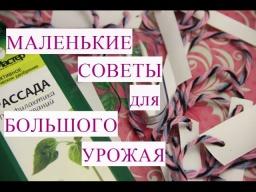 Юлия Минаева - Маленькие Советы для Большого Урожая