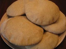 Ирина Хлебникова -  Пита - традиционный арабский хлеб рецепт