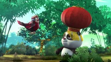 Мультики для детей - Кротик и Панда - Красный фонарик + Как высиживать яйца - Новые мультфильмы 2017