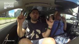 Большой тест-драйв (видеоверсия): Volvo V40 Cross Country