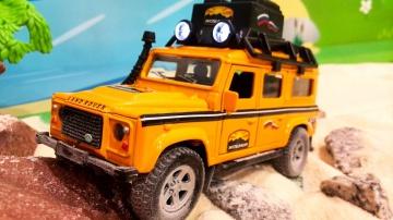 Мультфильмы про машинки Мультик про спасательную машинку приключение в горах