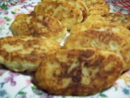 Картофельные зразы с мясной начинкой и  грибами. | Рецепт Светланы Черновой