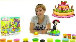 Видео и мультики для детей. Весёлая школа с Плей До. Маша и Карнавал сладостей