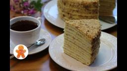 Торт На Сковороде Быстро и Просто ✧ Торт Минутка или Дачный | Рецепт Ирины Хлебниковой