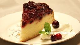 Клюквенный торт - Рецепт от Бабушки Эммы