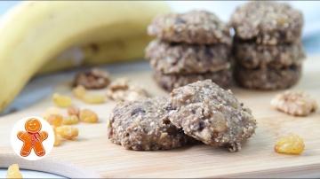 Быстрое Печенье к Завтраку без Муки Рецепт Ирины Хлебниковой