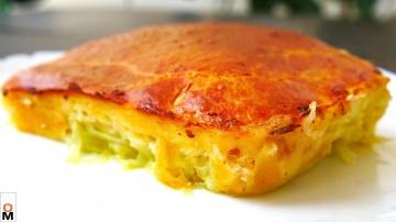 Капустный Пирог на Раз Два Три | Рецепт выпечки Ольги Матвей