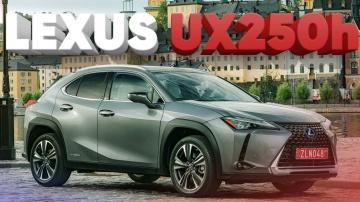 Дерзкая девочка / Lexus UX / Большой тест драйв