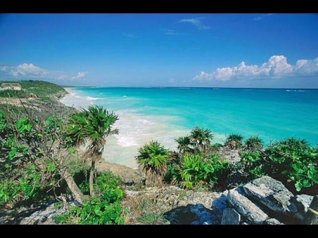 Мексика - красивое видео