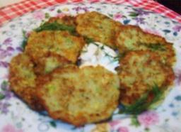 Драники  картофельно-кабачковые   Рецепт Светланы Черновой