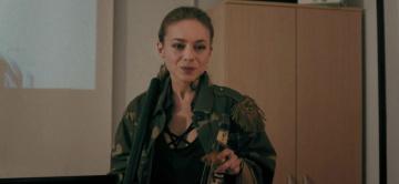Сериал Полицейский с Рублёвки: Капитан Рыбкина