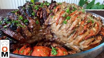 Мясо к Новому Году-Король Праздничного Стола | Рецепт Ольги Матвей