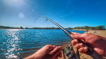 Крупный карась не давал покоя / Рыбалка 2019 на фидер