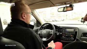 Mitsubishi Outlander 2015 - Большой тест-драйв (видеоверсия) / Big Test Drive