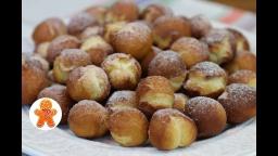 Пончики на Сгущенке | Рецепт Ирины Хлебниковой