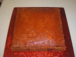 Кекс или бисквит на сгущёнке | Рецепт Маринкины Творинки