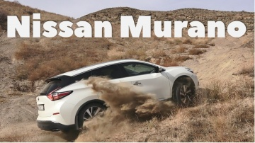 Обзор Nissan Murano 2018 / Тест драйв Ниссан Мурано 2019