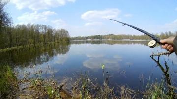 Ловля поплавочной удочкой весной секреты ловли