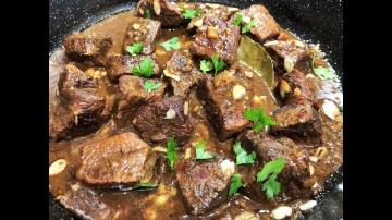 ГОВЯДИНА. 2 Рецепта Приготовления Нежного и Мягкого Мяса. Тушеное Мясо.  Beef stew