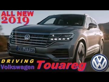 2019 Volkswagen Touareg  -2019 Volkswagen Touareg, Interior & Exterior, Обзор Тест Драйв