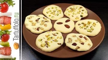 Обалденное Хрустящее Печенье Без Муки на Раз-Два