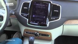 Volvo XC90 2015. Часть 1 - D5 - Большой тест-драйв (видеоверсия) / Big Test Drive