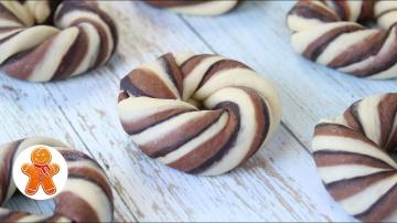 Шоколадные Булочки Красивые и Очень Вкусные | Рецепт Ирины Хлебниковой