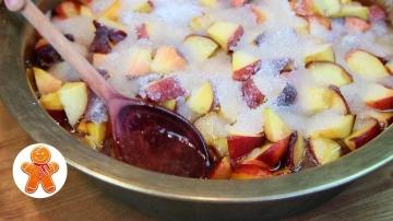 Персиковое Варенье Мой Вариант Приготовления