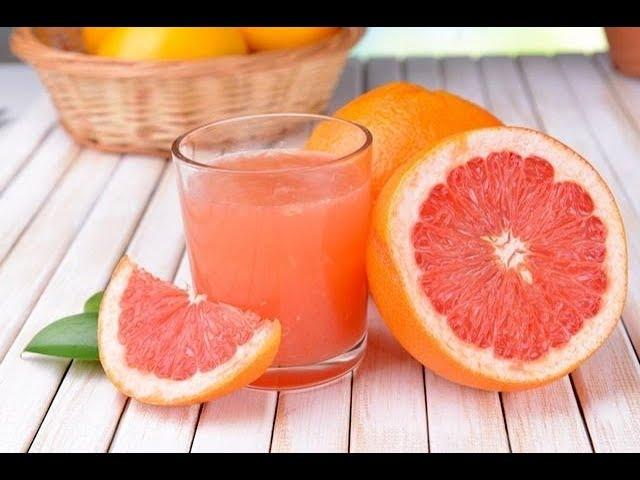 Как выжать сок из грейпфрута / мастер-класс от шеф-повара / Илья Лазерсон / Мировой повар