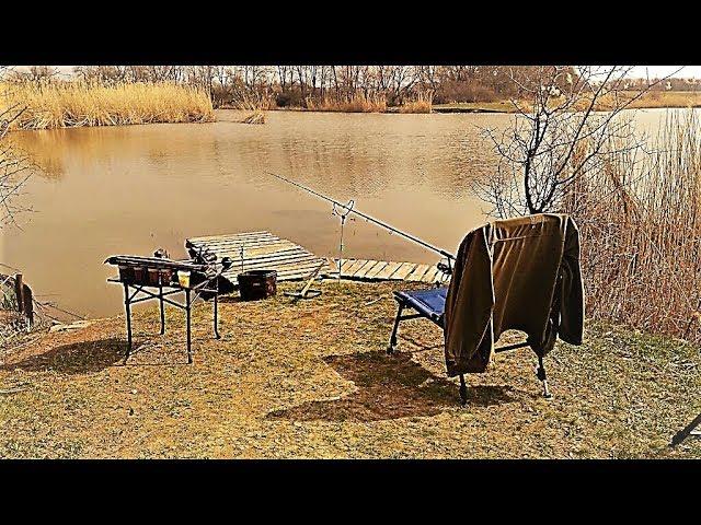 Открыл сезон рыбалочки 2018 на flat method feeder.Обкатал новые фидера