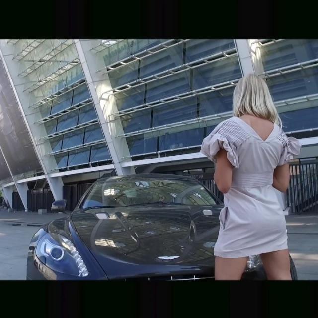 Aston Martin Rapide обзор и тест-драйв в 2018 году от Елены Добровольской