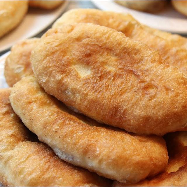 Жареные Пирожки с Мясом как Раньше Готовим с Ириной Хлебниковой