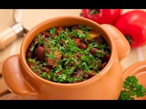 Свинина в горшочках с картошкой и грибами в духовке пошаговый рецепт