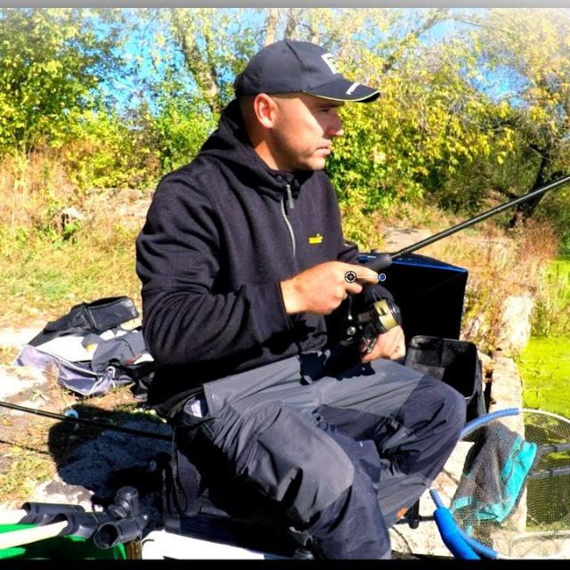 Vlog 23 Рыбалка на фидер Ловля леща на осенней реке Карп на фидер Feederfishing tv