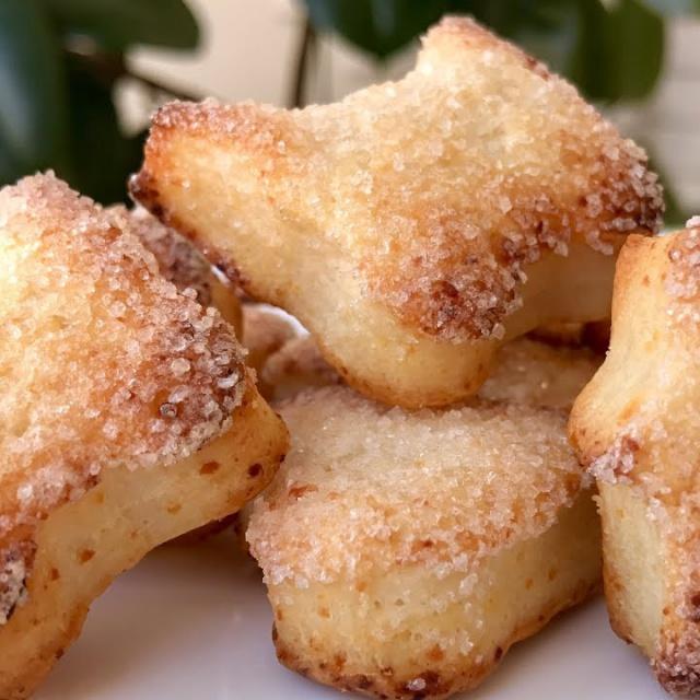 Ольга Матвей  -  Вкуснейшие Творожное Печенье, Как в Детстве  | Curd Cheese Cookies