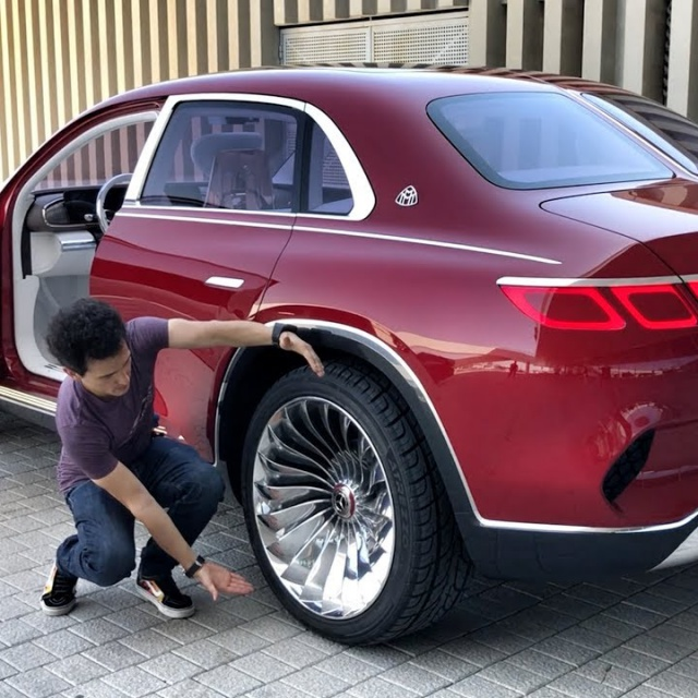 ТЕСТ КОНЦЕПТА POV-обзор 750лс Mercedes-Maybach Ultimate Luxury