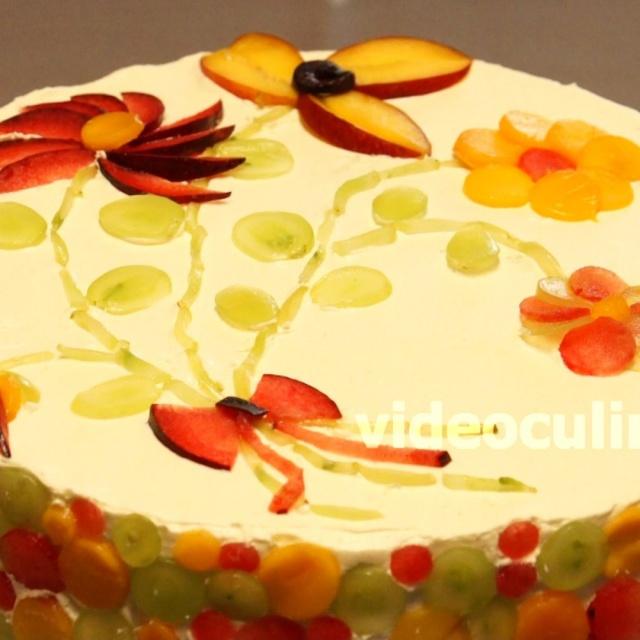 Торт Бабушка Эмма – Вкусный торт и хорошее настроение