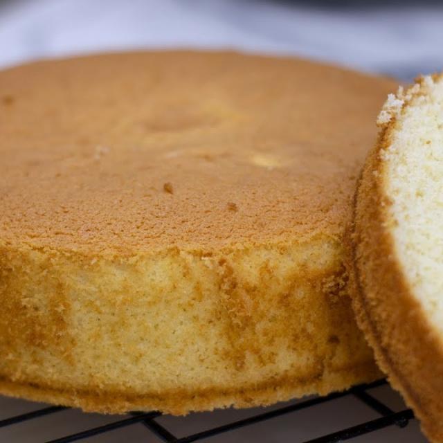 Американский бисквит на горячем молоке от подписчицы - Я - ТОРТодел