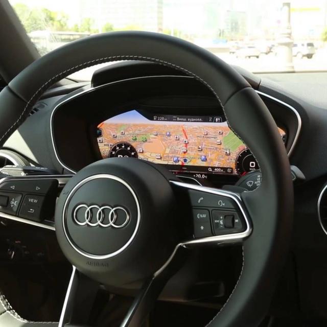Audi TTS - Большой тест-драйв (видеоверсия) / Big Test Drive