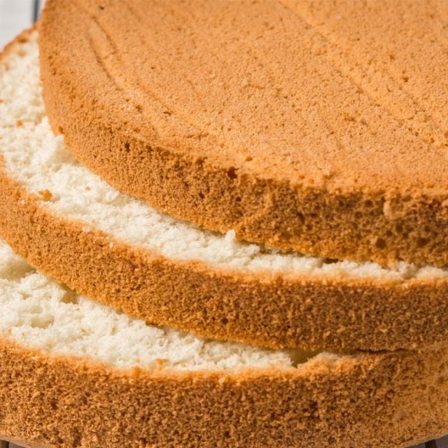 Видео рецепт | Бисквит классический в духовке - Готовим дома
