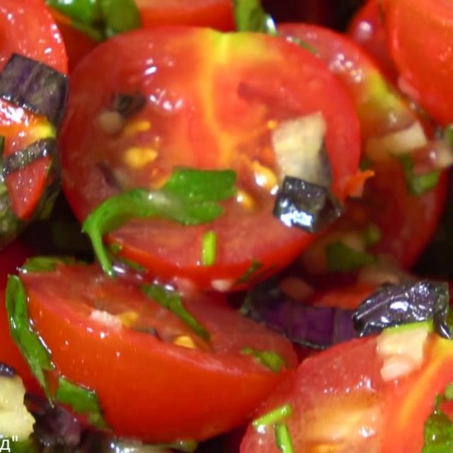 Самая вкусная закуска из томатов за 30 минут | Рецепт от Урожайный Огород