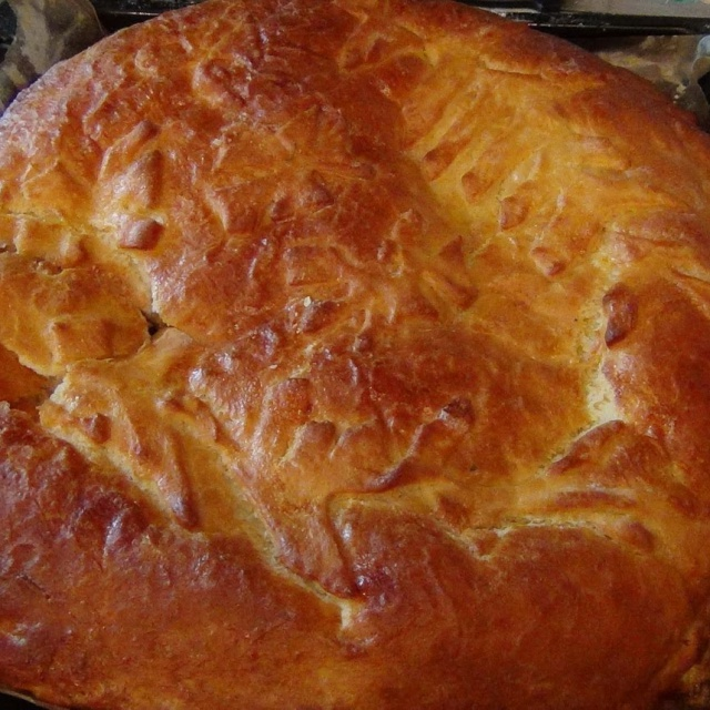 Пирог с капустой и мясом из дрожжевого теста  | Видео рецепт