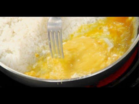 Для китайских гарниров рис не солят / мастер-класс от шеф-повара / Илья Лазерсон / Обед безбрачия