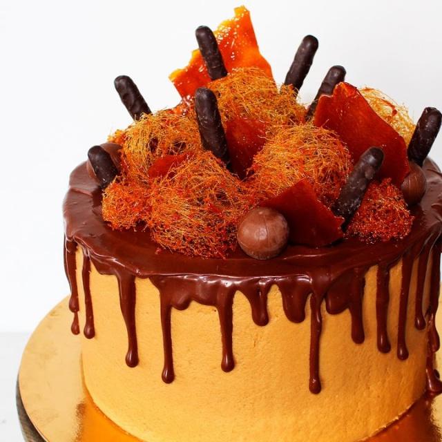 Кофейно - Шоколадный Торт Для Мужчины ♥ Рецепты NK cooking