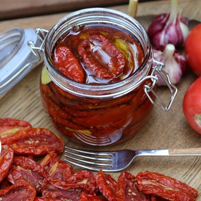 Вяленые томаты ✧ Вяленые Помидоры | Рецепт  Ирины Хлебниковой