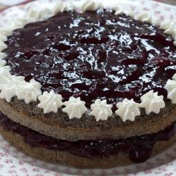 Маковый торт | Рецепт Юлии Высоцкой