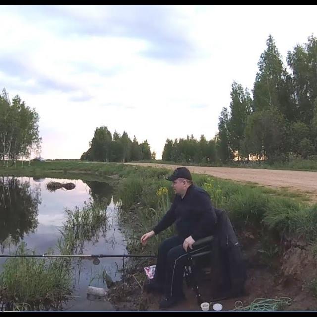 Щуки кончились. Опять караси)) Простая рыбалка