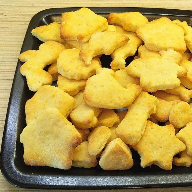 Алена Митрофанова -  Очень простое и вкусное печенье! Готовим с детьми:)