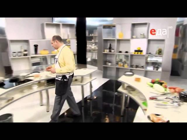 Яйцо-пашот от шеф-повара / Илья Лазерсон / Обед безбрачия / французская кухня